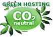 Green Hosting - CO2 neutral